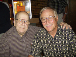 Don Schlies and Bob Malek