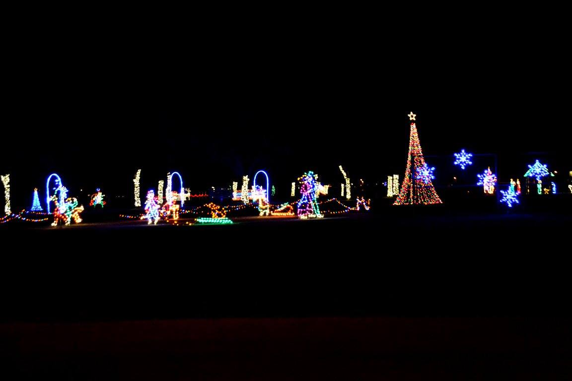 Tomah Holiday Lights