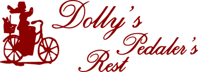 Dolly's Pedaler's Rest logo
