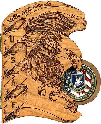 Eagle Coin Box