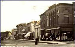 Historic downtown Sparta