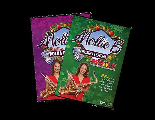 Mollie B Christmas 2 Pack