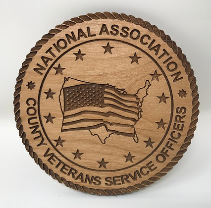 National Association County Veterans Service Officers Magnet