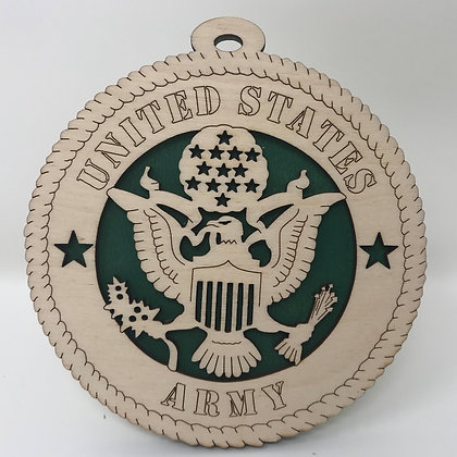 U.S. Army Military Ornament