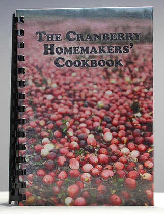 The Cranberry Homemakers' Cookbook - 2019