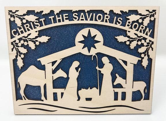 Christ the Savior is Born Standup