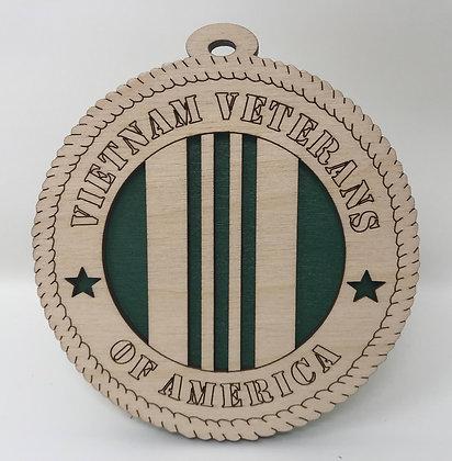 Vietnam Veterans of America Ornament
