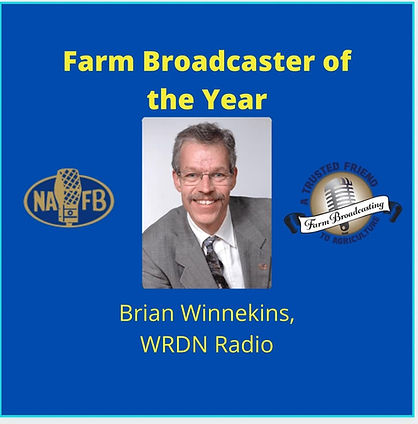 Farm Broadcaster of the Year