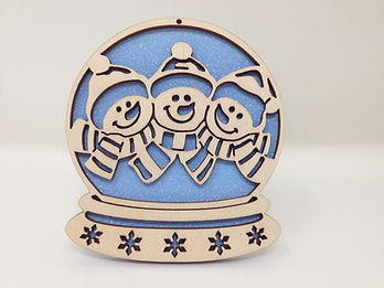 Snowman snowglobe baby blue.JPG