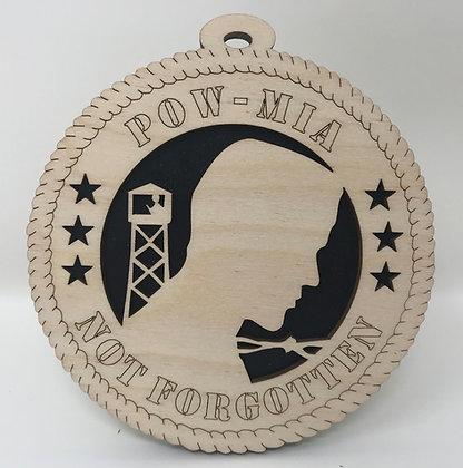 POW-MIA - Not Forgotten Ornament