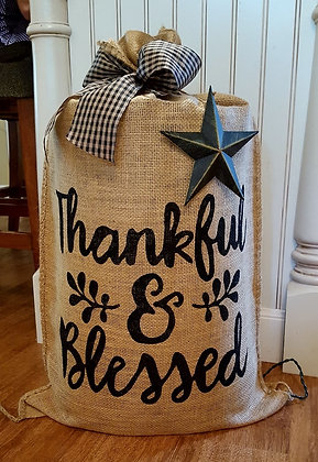 """""""Thankful & Blessed"""""""