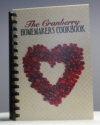 The Cranberry Homemakers' Cookbook - 2013