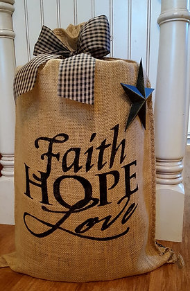 """Faith..Hope..Love"""