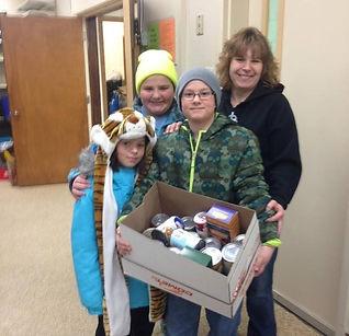 kids donation