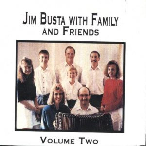 Jim Busta with Family and Friends CD