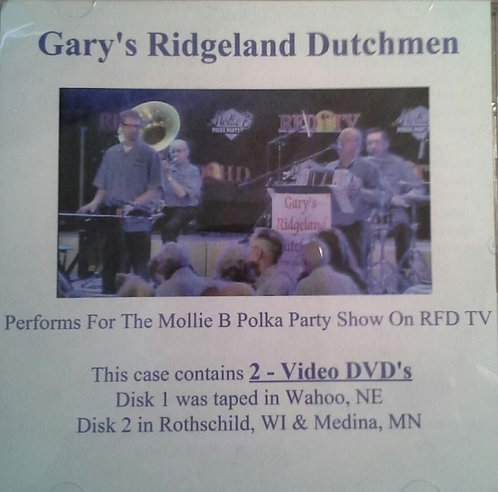 Gary's Ridgeland Dutchmen Performs for the Mollie B Polka Party on RFD TV