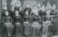 The Women's Relief Corps. , G.A.R.