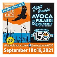 Hidden Valley Avoca Pulaski Postponed ad