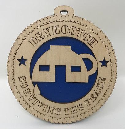 Dryhootch Medallion