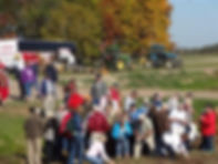 2013 Cranberry Marsh Tours - each Marsh