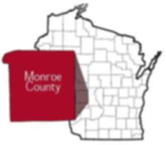 Monroe County Map