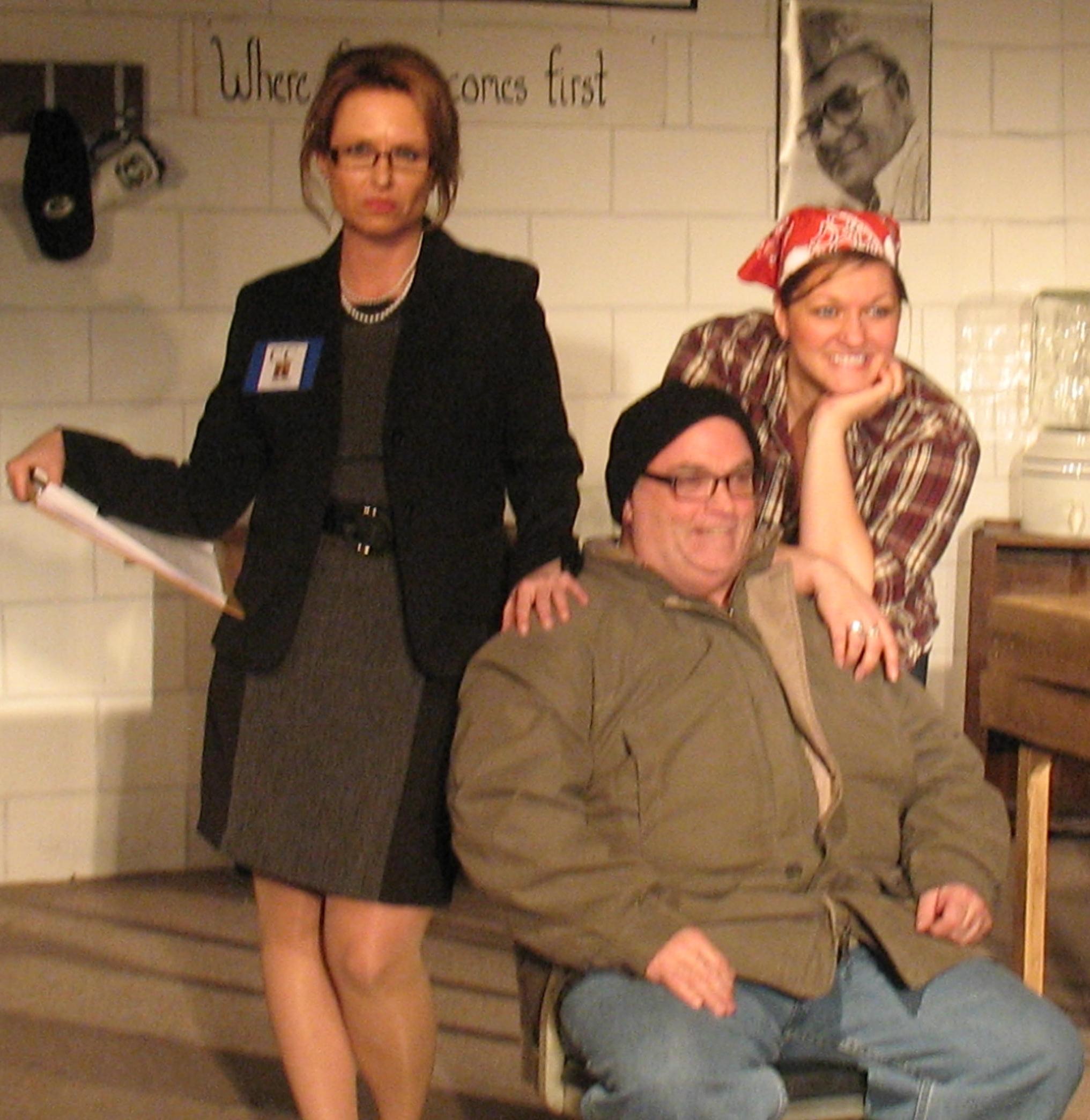 Melanie, Natalie, Bobby
