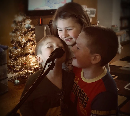 Merry Christmas from The Brueggen Family Band