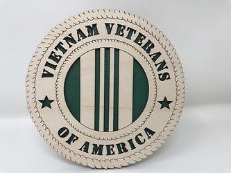 6 inch tribute Vietnam Veterans of Ameri