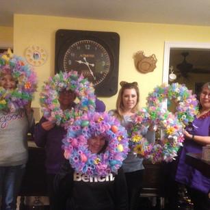 Spring/Easter Wreath Workshop