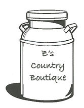 B's Country Boutique Logo 2017 001.jpg