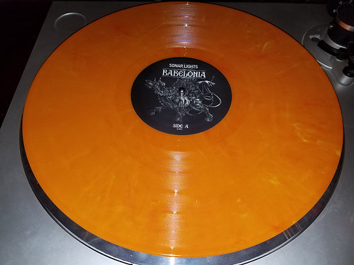 Babelonia LP (Limited Edition)