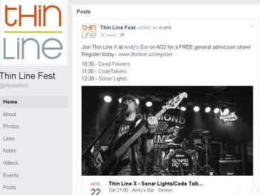 Thin Line Festival