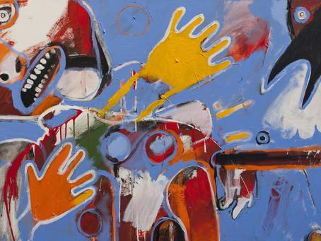 Rick Bartow::Dell'Arte