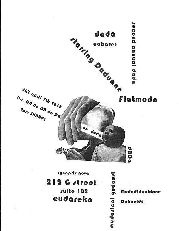 dada cabaret