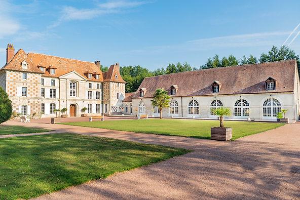 Le chateau et l'orangeraie - Josephine N