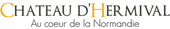 logo texte seul chateau hermival.png