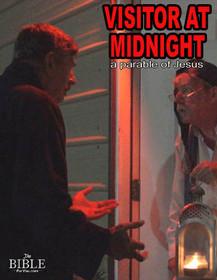 VISITOR AT MIDNIGHT