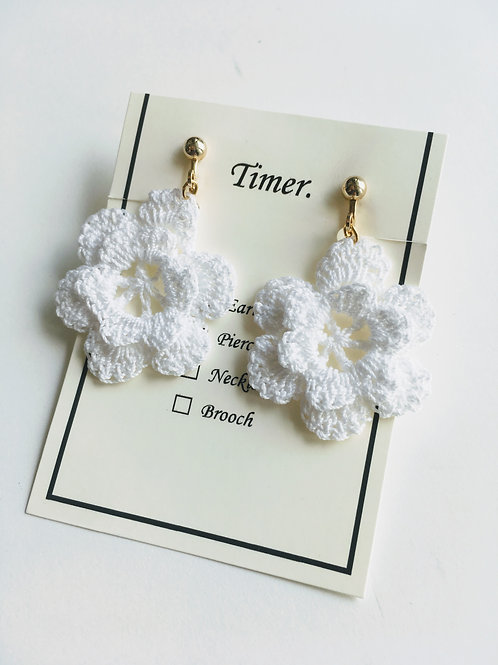 Timer.motif Earrings