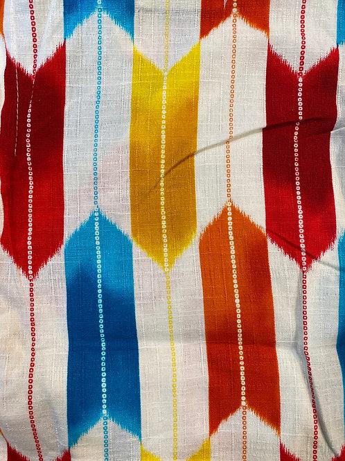 线条(橙,黄,蓝,红)