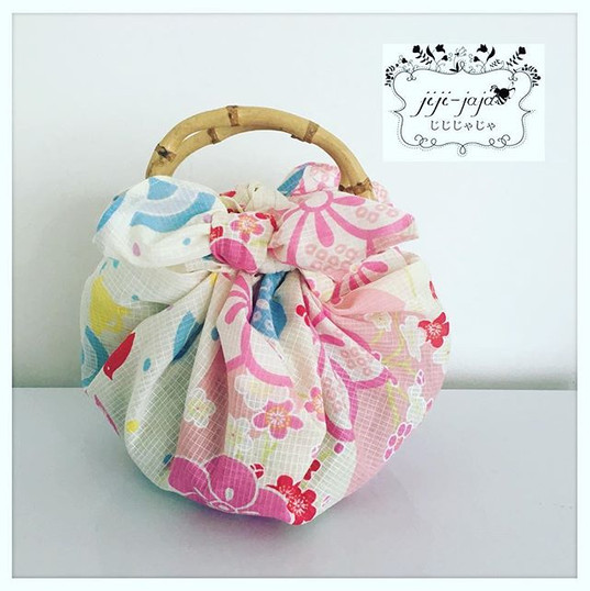 Furoshikibag_#jijijaja #workshop #sewing