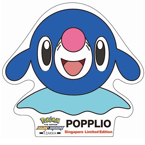 Pokemonマスク(POPPLIO)