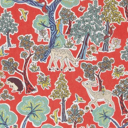 <Liberty  Mask>Liberty Fabric Tana Lawn:Doe A Deer