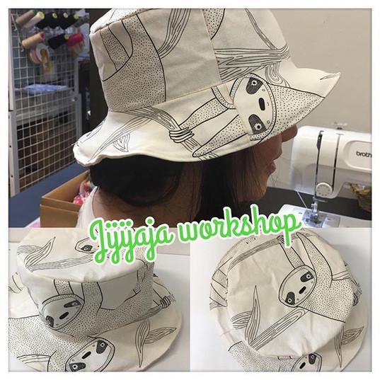 今日は、帽子の生徒さんが完成!_Today's workshop!They ar