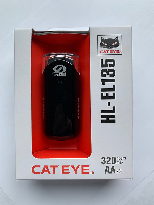 Cateye Headlight Battery Powered