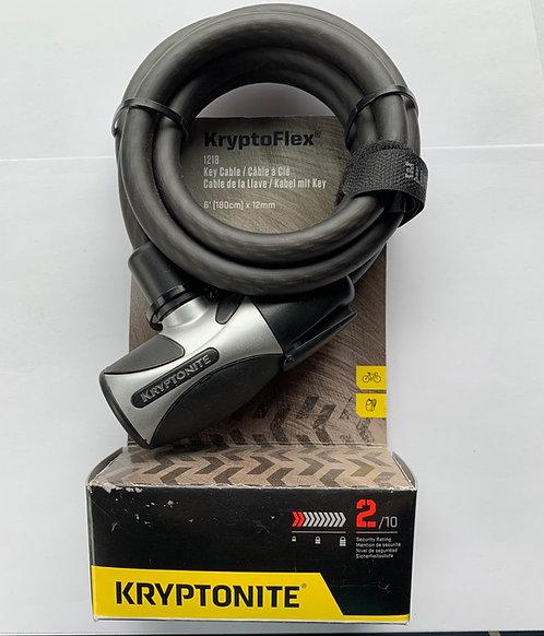 Kryptoflex Lock 6' x 12mm