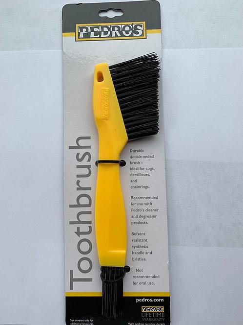 Pedro's Tooth Brush, Cog and Chain Brush