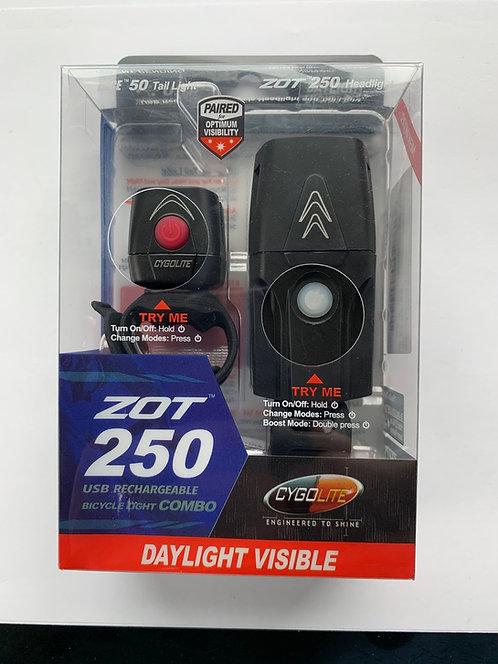 Zot 250 USB Light