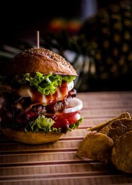 Toucan Burger