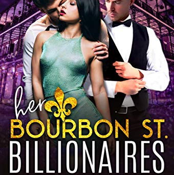 I just released the 5th book in the Billionaires series!