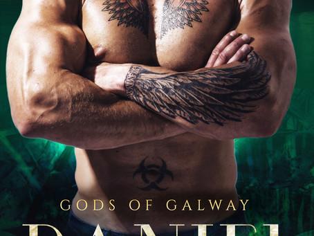Catch my NEW Release! Daniel: A Dark Irish Mafia Romance (Gods of Galway Book 1)
